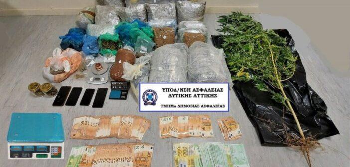 Εξαρθρώθηκε εγκληματικό δίκτυο που διακινούσε ναρκωτικά σε Αττική, Ρόδο και Αγρίνιο