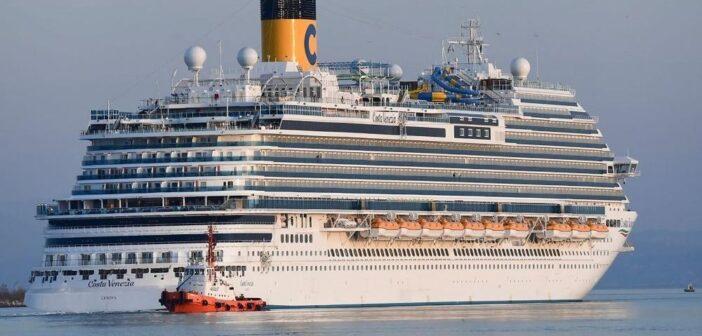 Costa Venezia: 58 προσεγγίσεις σε ελληνικά λιμάνια