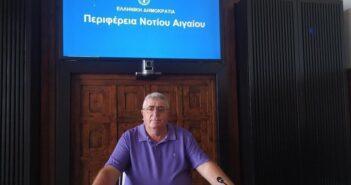 """Φ.Ζαννετίδης : """"Προβλήματα στην Αγροτική Παραγωγήαπό την Ανομβρία"""""""