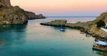 Condé Nast Traveller:Ρόδος ,Μύκονος ,Πάρος ,Σαντορίνη ανάμεσα στα 20 καλύτερα της Ευρώπης για το 2021
