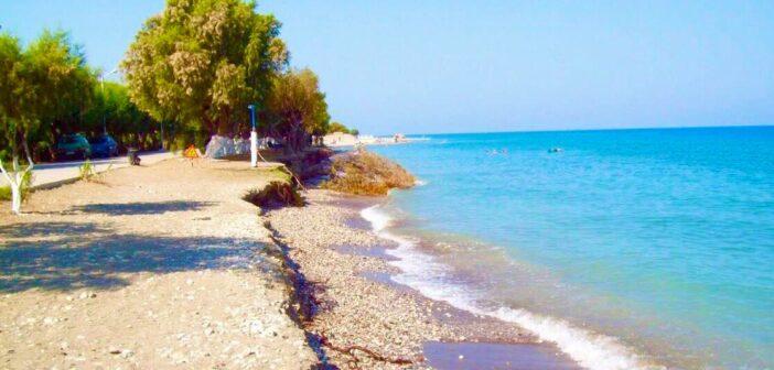 Νεκρός 61χρονος σε παραλία της Κρεμαστής