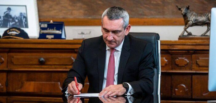 Κοινή συνεδρίαση Περιφερειακού Συμβουλίου και ΠΕΔ Ν. Αιγαίου ζητά ο Περιφερειάρχης, για ανεμογεννήτριες και συντελεστές ΦΠΑ