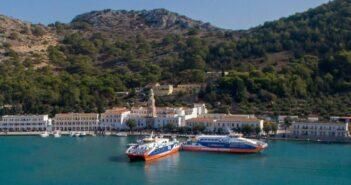 Dodekanisos Seaways : Διαθέσιμα τα δρομολόγια προς την Ιερά Μονή του Πανορμίτη για την εορταστική του περίοδο